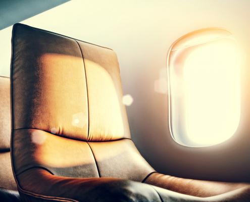 first business class seats
