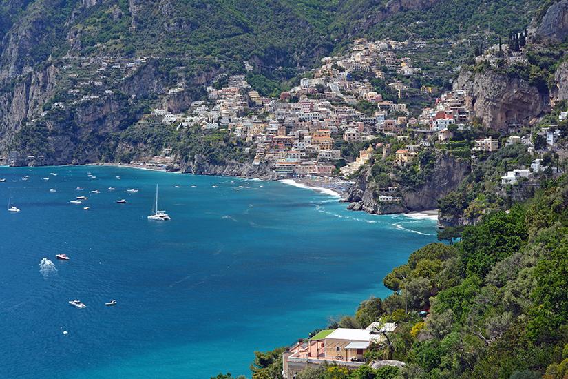 amalfi coast yacht charters destinations
