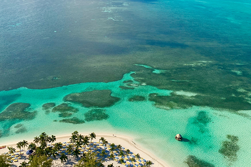 bahamas yacht charters destinations