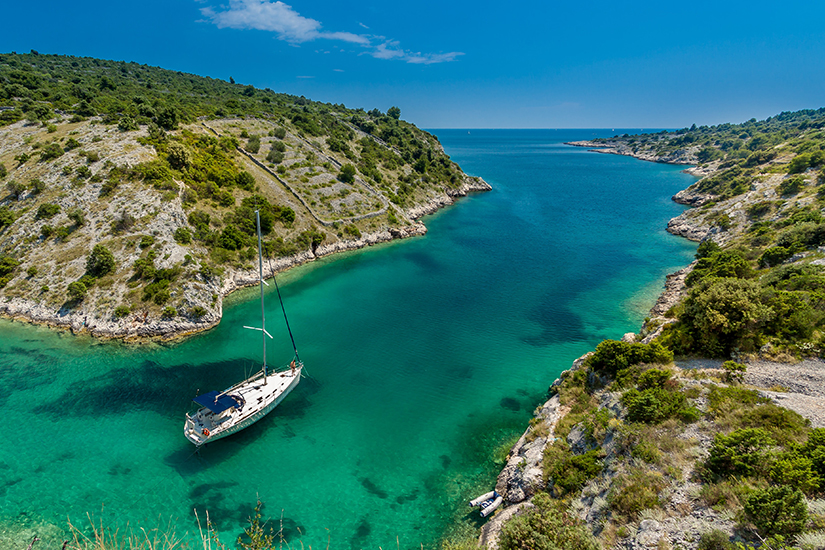 croatia yacht charters destinations