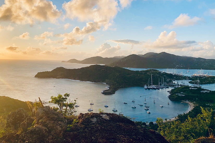 leeward islands yacht charters destinations