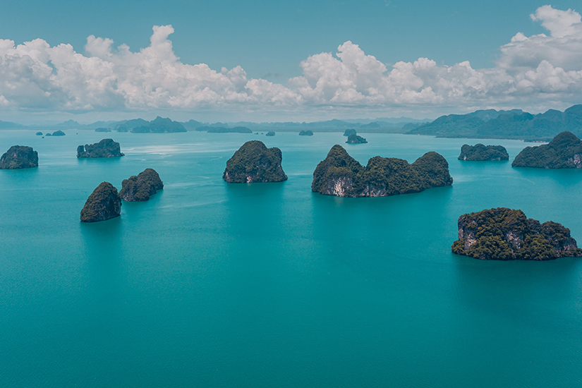 thailand yacht charters destinations