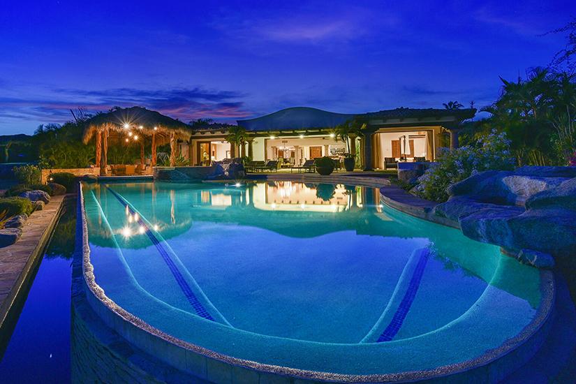 Casa La Riviera cabo del sol mexico villa rentals