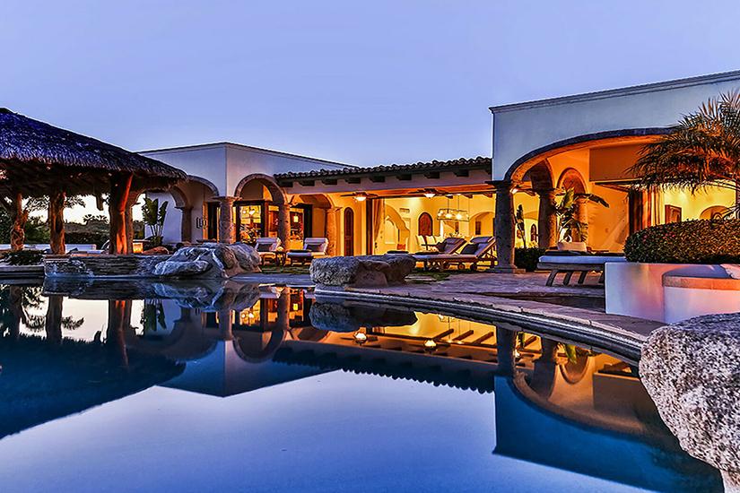 Casa Mar cabo del sol mexico villa rentals