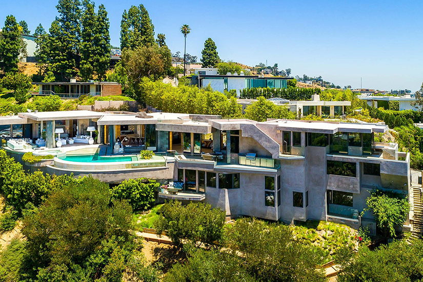 blue jay modern hollywood hills
