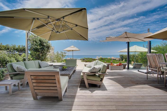 broad beach malibu villa rental