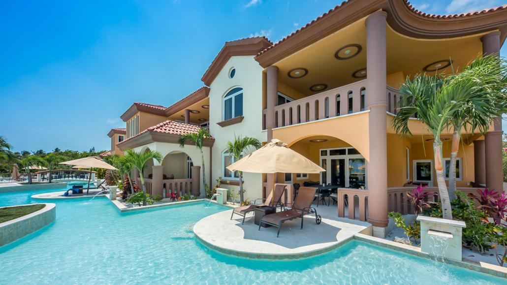 brushstrokes villa belize villa rentals