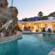 cliffside estate palm springs villa rentals