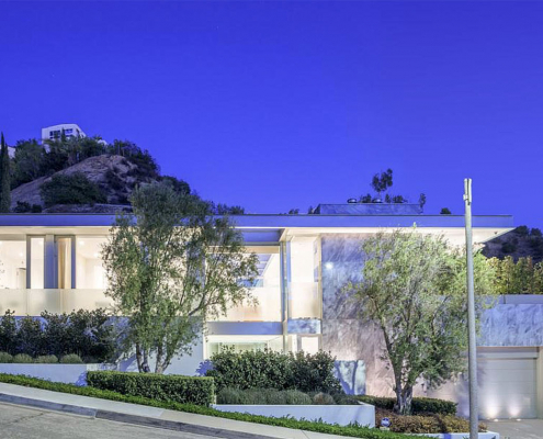 doheny luxe hollywood hills villa rental los angeles