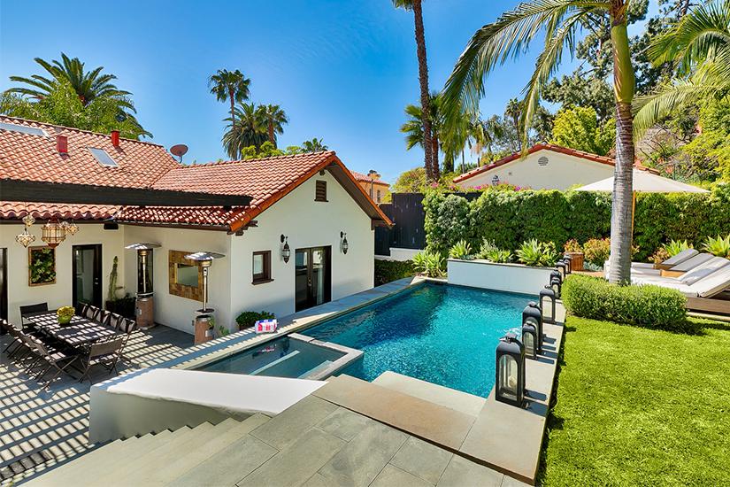 Los Angeles Villas Zocha Group Los Angeles Villa Rentals