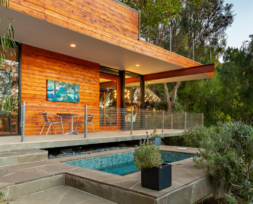 hollywood hills treehouse rental