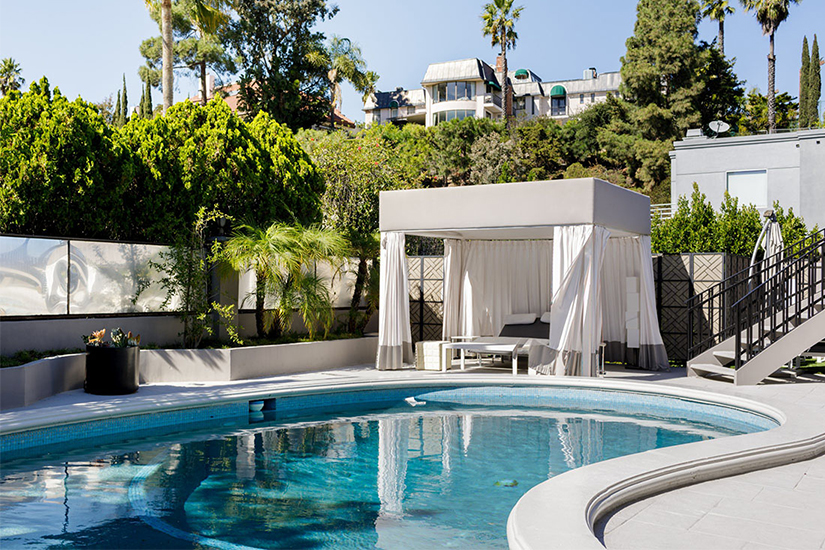 hollywood legend los angeles villa rental