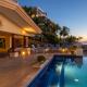 vista de la playa cabo mexico villa rental