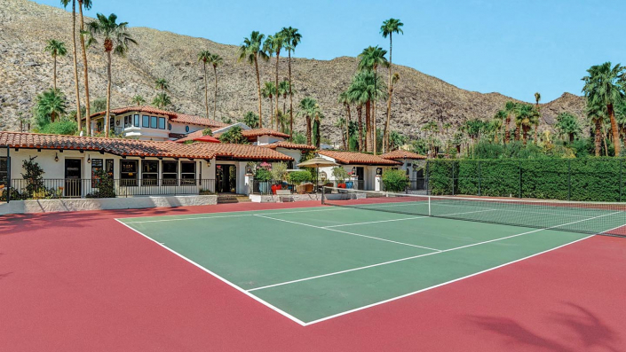 casa grande palm springs villa rental