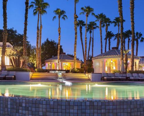 the merv griffin estate la quinta villa rental