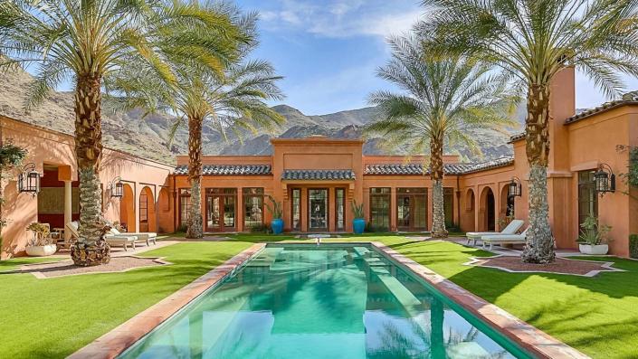 arzoo villa palm springs villa rental