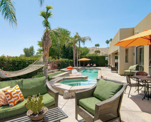casa sanora palm springs villa rental