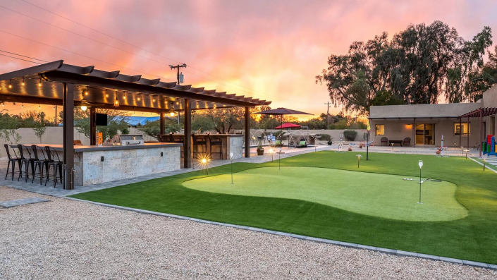 dream marker scottsdale villa rental