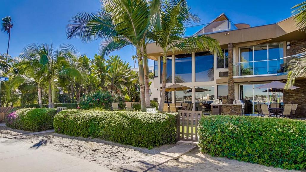 mission bay villa rental