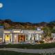 montecito views santa barbara villa rental