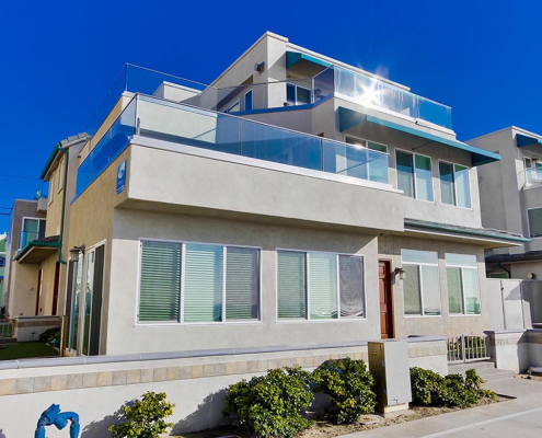 oceanfront north mission beach villa rental