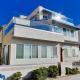 oceanfront north mission beach villa rental