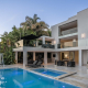 octane luxury hollywood hills villa rental