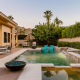 parc angel palm springs villa rental