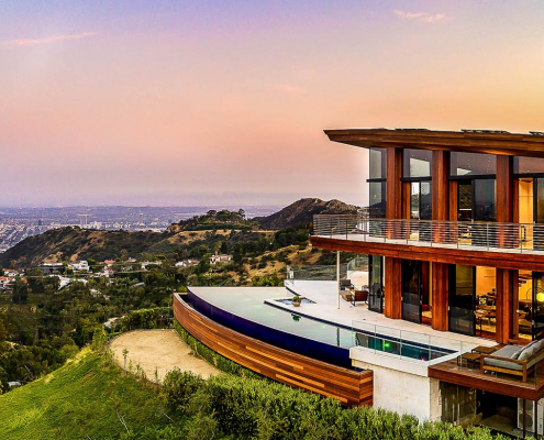 mulholland elite hollywood hills los angeles rental
