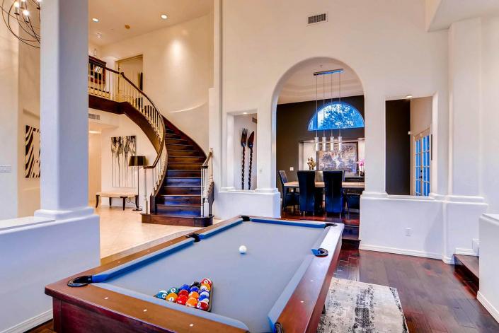 scottsdale luxe villa rental desert cities