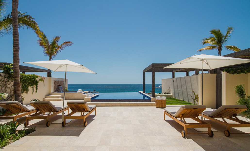 1 homes cabo five bedroom beachfront villa views