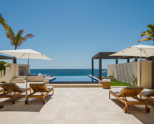 1 homes cabo five bedroom beachfront villa views
