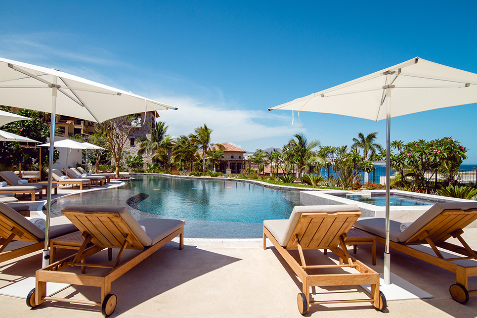 1 cabo mexico pool