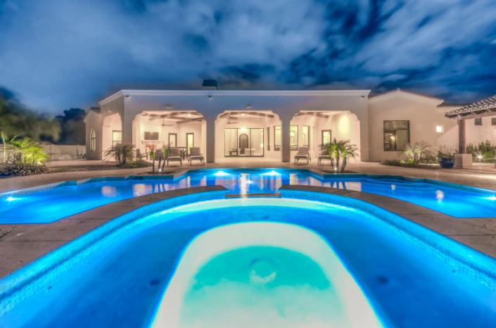 cholla escape scottsdale villa rentals