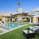 paradise modern scottsdale villa rental paradise valley