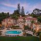 bel air mansion villa rental los angeles