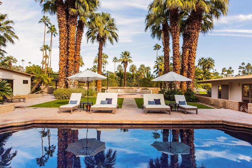 buddy rich estate palm springs villa rentals