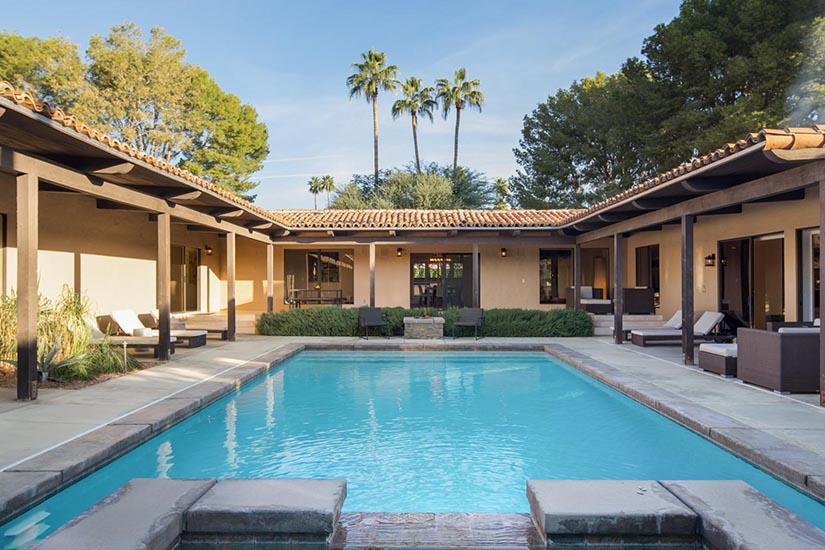 desert solstice villa rentals palm springs