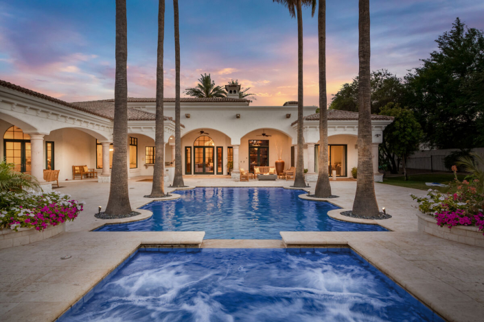 jackrabbit estate scottsdale villa rentals