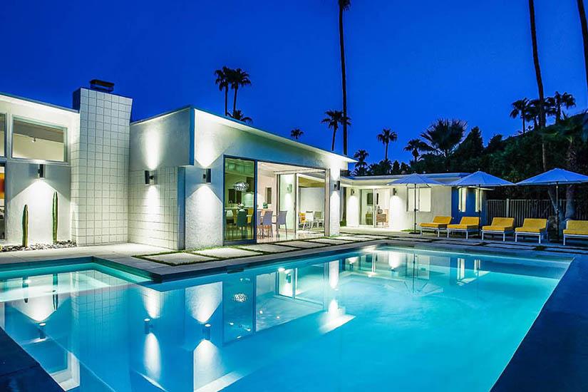 la paloma palms palm springs villa