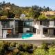 modern view estate los angeles villa rental