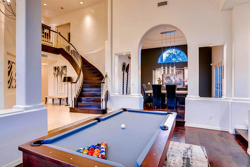 scottsdale luxe paradise valley villa rental