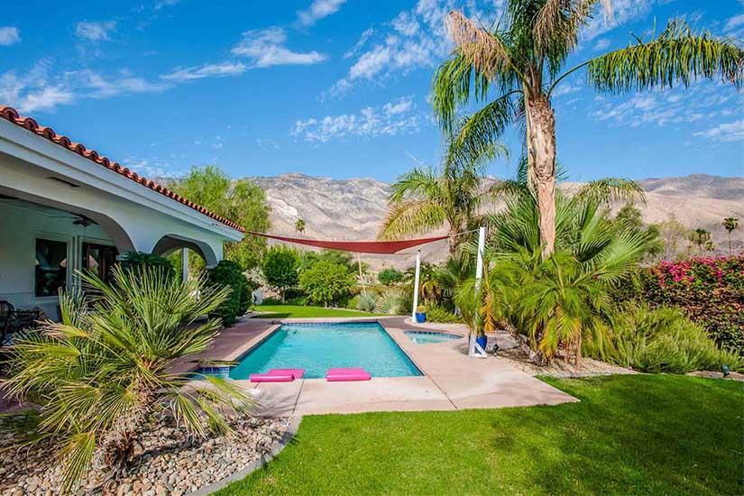 villa vista palm springs villa rental