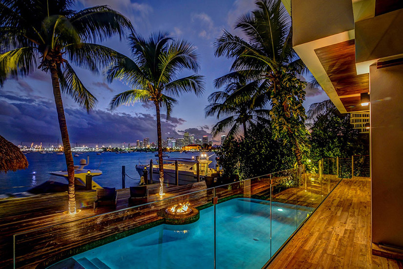 balinese dream venetian islands miami villa rentals
