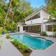 coconut grove oasis miami villa rentals