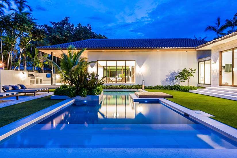 villa maya miami shores villa rentals