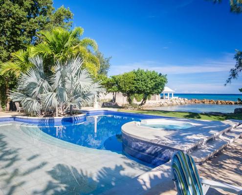 villa selah jamaica villa rental