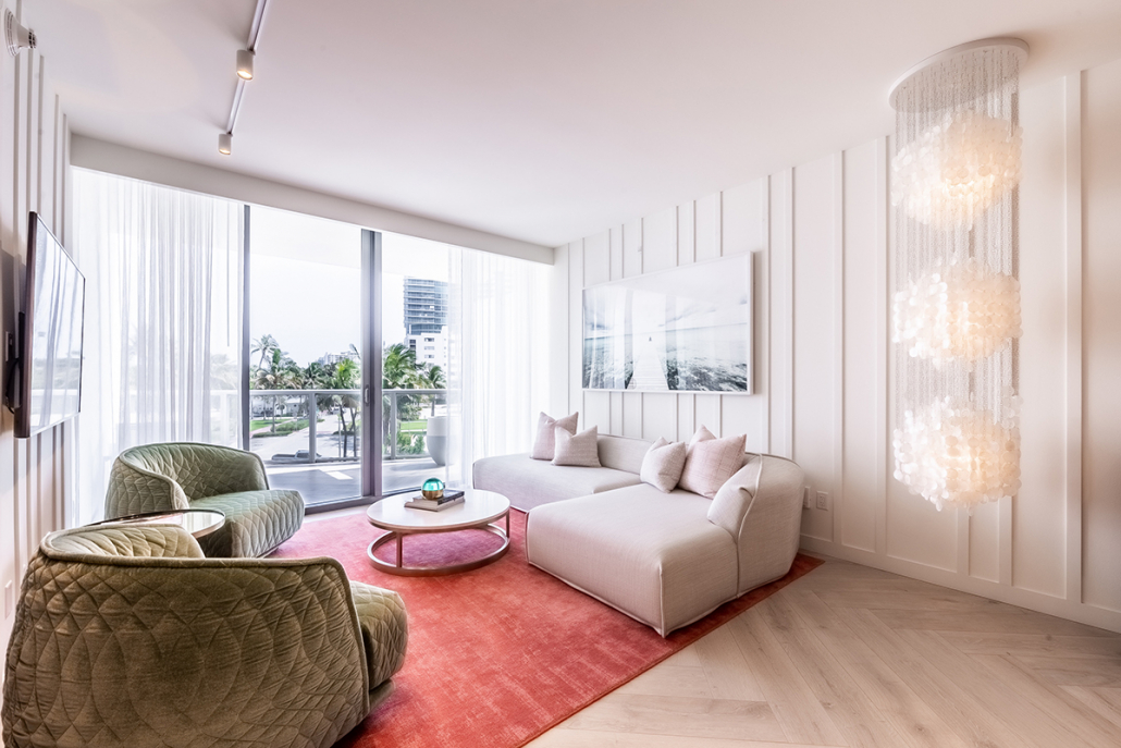 w south beach oasis suite