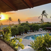 hawaiian paradise at hotel wailea Relais & Châteaux maui view from bird cage